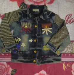 Erkek çocuk için ceket