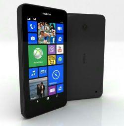 Nokia Lumia 630. BOO