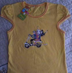 ΝΕΟ μπλουζάκι για 122