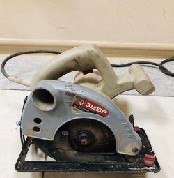 Circular saw (circular) BISON ZPD-900