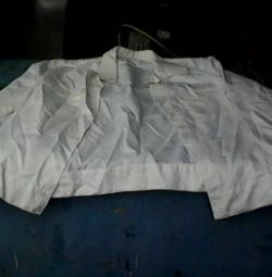 νέο λευκό πουκάμισο