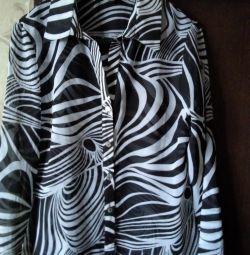 Dimensiunea bluzei pentru femei 48-50