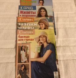 Dergiler Sabina (özel baskı)