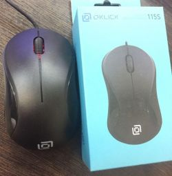 New USB Wired Mouse