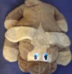 Köpek-yumuşak oyuncak 70x62x20 cm.