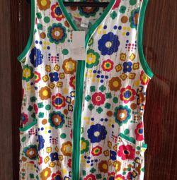 New robe 100 percent cotton 2 xl.