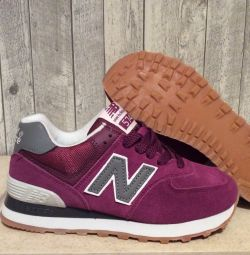 Новые кроссовки NB 36 размер