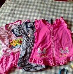 Παιδικά φορέματα 3τμ