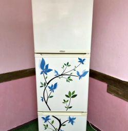 Refrigerator Stinol No Frost. Warranty, Delivery