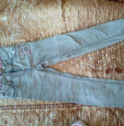 Beautiful jeans for girls. Can exchange