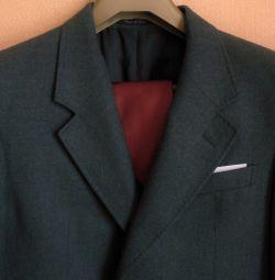 Піджак Emporio Armani шерсть оригінал Італія