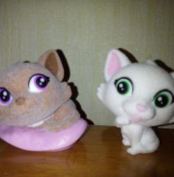 Игрушки из свитбоксов