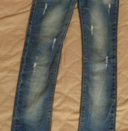 нові джинси туреччина на розмір 25-26
