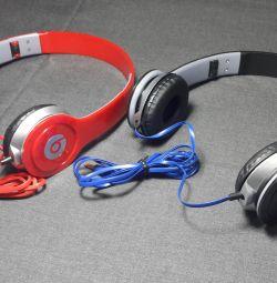 Căști stereo Beats solo HD