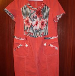 Платье,52-54 размер