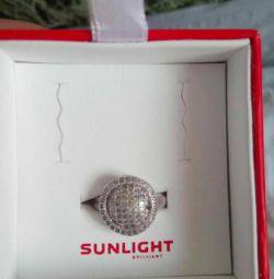 Кольцо 💍 серебряное 925