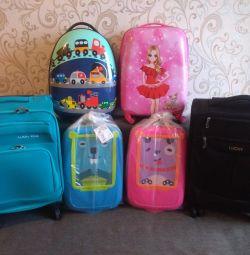 New children's suitcase