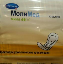 Urological pads Molimed
