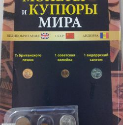 monede + revista