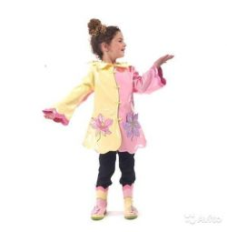The new raincoat of the American firm Kidorable