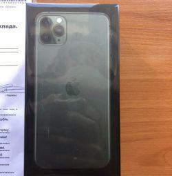 Apple iPhone 11 Pro Max 256gb Πράσινο Νέο