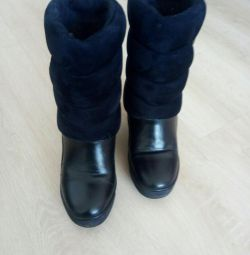 Boots (winter.Size: 37.