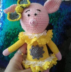 Jucărie de porc