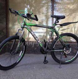 Νέο πλαίσιο ποδηλάτου MSEP 21 art38nvc389