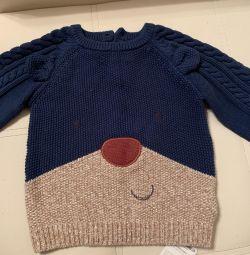 Pulover / jumper de îngrijire maternă