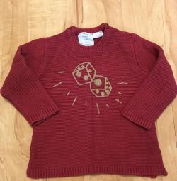 Sweater Zara 9-12 m