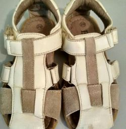Sandals leather_29r.