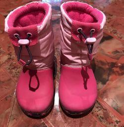 Μπότες κροσέ c 8