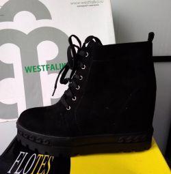 Yeni Kış Ayakkabıları