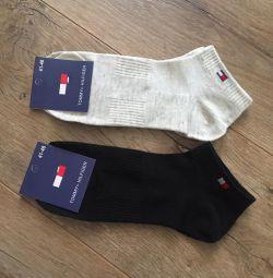 Tommy Hilfiger çorapları