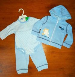 Suit for the boy new