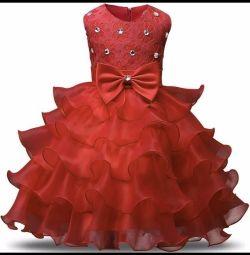 5-8 yaş arası çocuk elbisesi