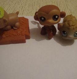 μικρά παιχνίδια για τα κατοικίδια ζώα