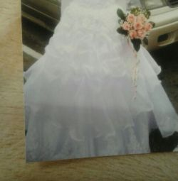 Wedding dress in good condition