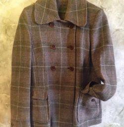 Γυναικείο κοντό παλτό