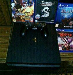 Sony PlayStation 4 Slim 1TB.