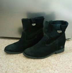 New boots / ankle boots