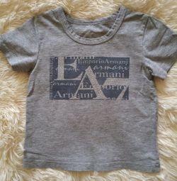 T-shirt pentru fiul mic