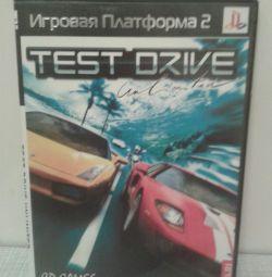 Игровой диск для SPS 2