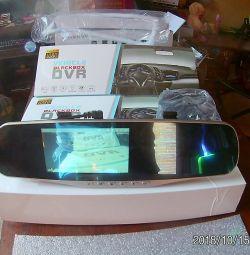 DVR VEHICLE BLACKBOX DVR + camera back