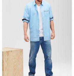 Shirt, S.oliver, new, 68-70 size.xxxxl German