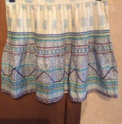 New Polish skirt 100% cotton, model 2018