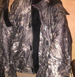 Men's winter fishing suit