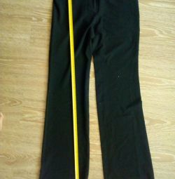 Used women's trousers