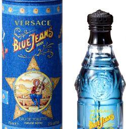VERSACE BLUE JEANS 75ML EAU DE TOILETTE