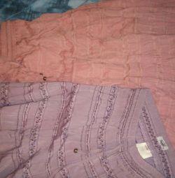 2 new skirts